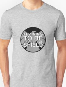 Training to be an Agent of Shield T-Shirt