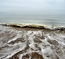 Rolling tides Photographic Print