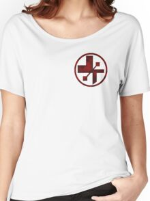 star wars- medical symbol Women's Relaxed Fit T-Shirt