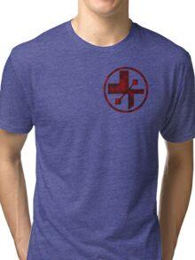 star wars- medical symbol Tri-blend T-Shirt