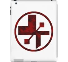 star wars- medical symbol iPad Case/Skin