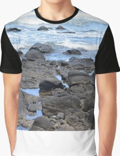 Rocky Beach, Queensland, Australia Graphic T-Shirt