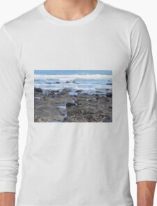 Rocky Beach, Queensland, Australia Long Sleeve T-Shirt