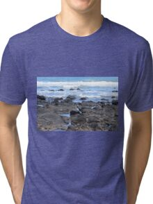 Rocky Beach, Queensland, Australia Tri-blend T-Shirt
