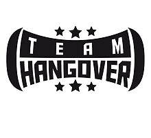 Hangover Team by Style-O-Mat