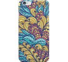 Floral abundance iPhone Case/Skin
