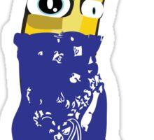 Bandana Banana Sticker