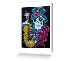 Haiti's Day of the Dead Greeting Card