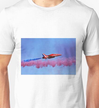 The RAF Red Arrows Aerobatic Team Unisex T-Shirt
