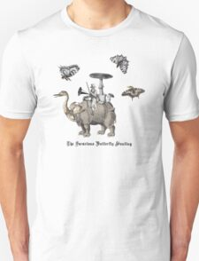 The Voracious Butterfly Hunting Unisex T-Shirt