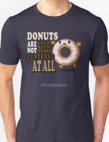 Friendly Food Unisex T-Shirt