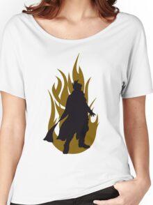 Lars Flame Tee TTT2 Women's Relaxed Fit T-Shirt