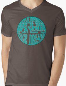 I've brought you a gift Mens V-Neck T-Shirt