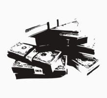 Cash Money Kids Tee