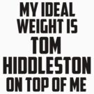On Top Of Hiddleston by BethTheKilljoy