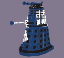 Tardis Dalek  Kids Clothes