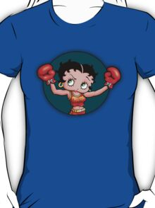 Betty Boop Champ T-Shirt