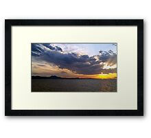 Coming Home ..1 Framed Print