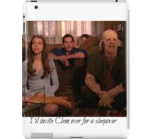Buffy Clem iPad Case/Skin