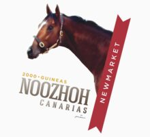 NOOZHOH CANARIAS * 2000 Guineas * One Piece - Short Sleeve