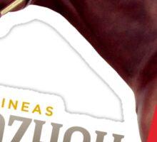 NOOZHOH CANARIAS * 2000 Guineas * Sticker