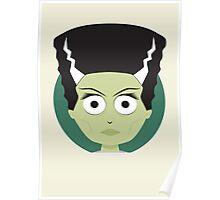 Little Monsters: Bride of Frankenstein Poster