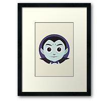 Little Monsters: Dracula Framed Print