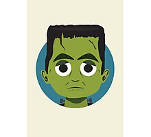 Little Monsters: Frankenstein Photographic Print