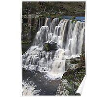 Ebor Falls Overflow Poster