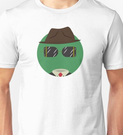 Little Monsters: Invisible Man Unisex T-Shirt