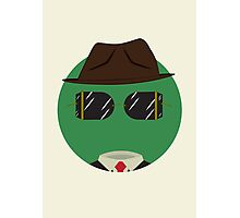 Little Monsters: Invisible Man Photographic Print