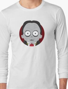 Little Monsters: Phantom Long Sleeve T-Shirt