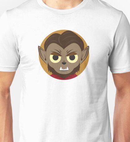 Little Monsters: Wolfman Unisex T-Shirt