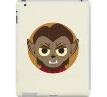 Little Monsters: Wolfman iPad Case/Skin