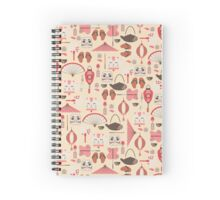 Japan Elements Spiral Notebook