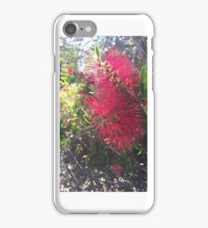 bottle brush  iPhone Case/Skin