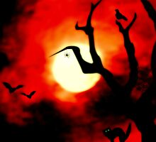 Dream of Halloween by Scott Mitchell