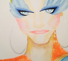 Courtney Act by COOL123