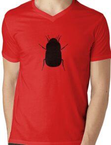 Big Bug Mens V-Neck T-Shirt