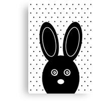 Bunny Boo Canvas Print