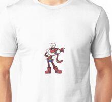 Undertale - Papyrus Coloured Unisex T-Shirt
