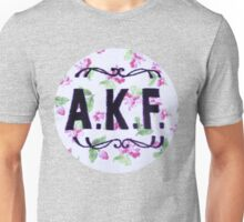 AKF - floral Unisex T-Shirt