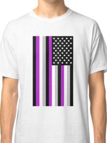 MAKE AMERICA ACE AGAIN - PRIDE FLAG Classic T-Shirt
