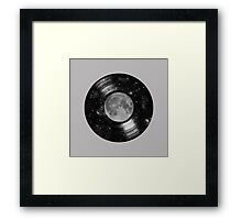 Galaxy Tunes Framed Print