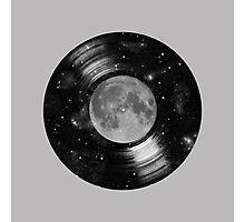 Galaxy Tunes Photographic Print