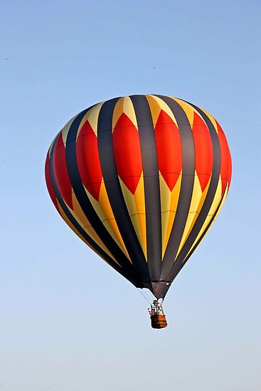 Hot Air Ride by phil decocco