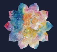 Lotus Flower 10 petals One Piece - Long Sleeve