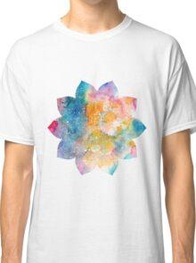 Lotus Flower 10 petals Classic T-Shirt