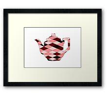 Teapot Framed Print