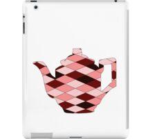 Teapot iPad Case/Skin
